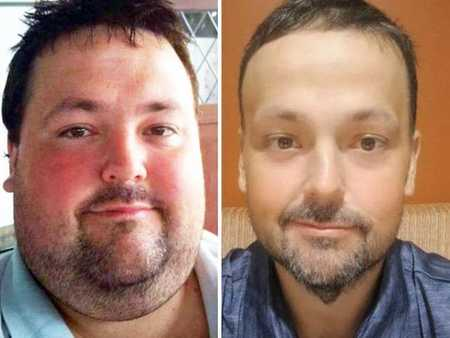 Doctors warning shocked Jason Templeman into losing 150kg